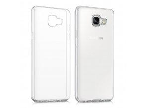 Silikónový kryt (obal) pre Samsung Galaxy A5 (A500F) - priesvitný