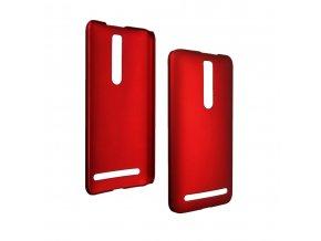 Plastový kryt (obal) pre Asus Zenfone 2 - red (červený)