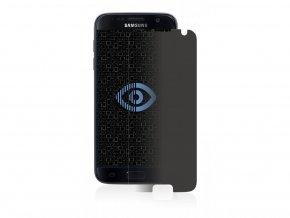 Ochranná fólia pre Samsung Galaxy S6 Edge - nezaoblená