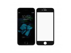 Čierne tvrdené sklo pre iPhone 6/6S - Nillkin