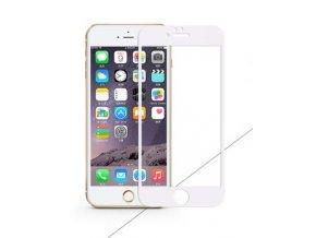 Biele tvrdené sklo pre iPhone 6/6S - Nillkin