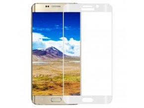 3D tvrdené sklo pre Samsung Galaxy S6 Edge - priesvitné
