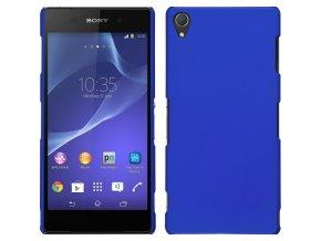 Plastový kryt (obal) pre Sony Xperia M - blue (modrý)