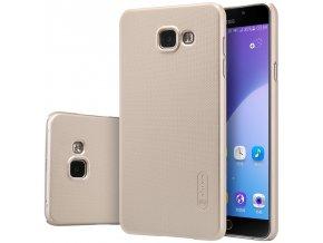 Nillkin kryt (obal) pre Samsung Galaxy A5 2016 (A510F) - zlatý