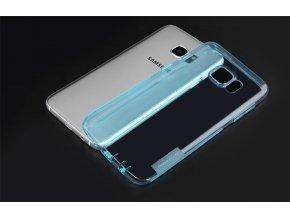 Silikónový Nillkin kryt (obal) pre Samsung Galaxy S7 - tyrkysový (tyrkys)