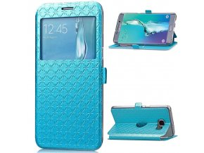 Flip Case (puzdro) pre Samsung Galaxy Note 7 - tyrkysové (tyrkys)