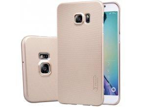 Plastový Nillkin kryt (obal) pre Samsung Galaxy Note 7 - zlatý (gold)