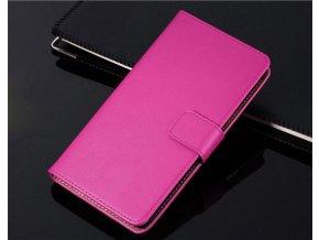 Flip Case (puzdro) pre Sony Xperia Z5 - ružové (pink)