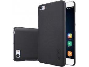 Plastový Nillkin kryt (obal) pre Xiaomi Mi5 - čierny (black)