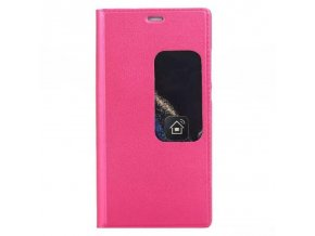 Flip Case (puzdro) pre Huawei Ascend P9 - ružové (pink)