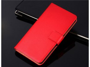 Flip Case (puzdro) pre Huawei Ascend P9 Lite - červené (red)