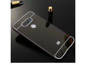 Hliníkový kryt (obal) pre LG G5 - čierny (black)