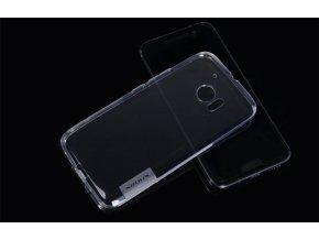 Silikónový Nillkin kryt (obal) pre HTC 10 - sivý (gray)