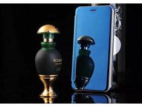 Flip Case (puzdro) pre Iphone 5/5S/SE - modré (blue)