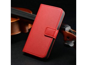 Flip Case (puzdro) pre Nokia Lumia 550 - červené (red)