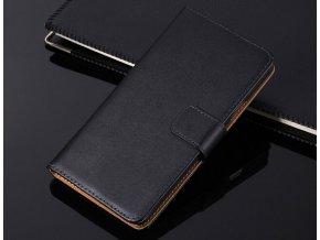 Flip Case (puzdro) pre Nokia Lumia 950 - čierne (black)