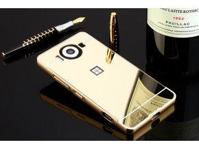 Hliníkový kryt (obal) pre Nokia Lumia 950 - zlatý (gold)