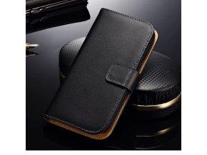 Flip Case (puzdro) pre Nokia Lumia 650 - čierne (black)