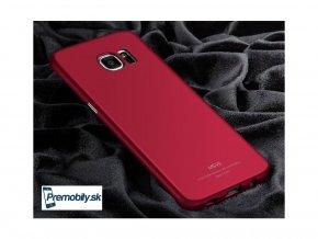 Plastový kryt (obal) pre Samsung Galaxy Note 7 - červený (red)
