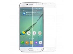 Tvrdené sklo pre Samsung Galaxy S7 - biele (white)