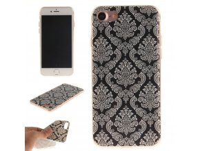 Vzorový silikónový kryt (obal) pre iPhone 7