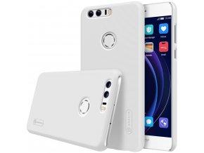 Plastový Nillkin kryt (obal) pre Huawei Honor 8 - white (biely)