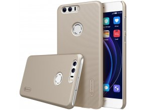 Plastový Nillkin kryt (obal) pre Huawei Honor 8 - gold (zlatý)