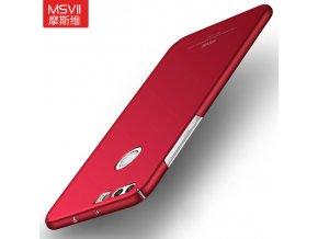 Plastový kryt (obal) pre Huawei Honor 8 - red (červený)