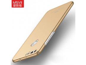 Plastový kryt (obal) pre Huawei Honor 8 - gold (zlatý)