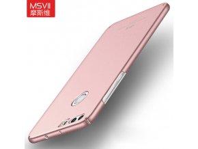 Plastový kryt (obal) pre Huawei Honor 8 - rose gold