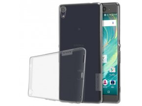 Silikónový Nillkin kryt (obal) pre Sony Xperia XA - grey (šedý)