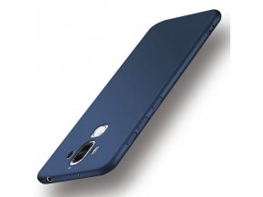 Silikónový kryt (obal) pre Huawei Mate 9 - dark blue (tm. modrý)