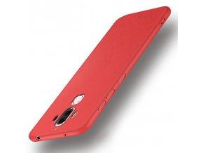 Silikónový kryt (obal) pre Huawei Mate 9 - red (červený)