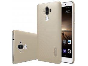 Plastový Nillkin kryt (obal) pre Huawei Mate 9 - gold (zlatý)