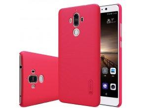 Plastový Nillkin kryt (obal) pre Huawei Mate 9 - red (červený)