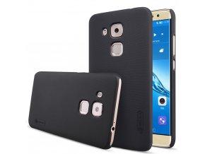 Plastový Nillkin kryt (obal) pre Huawei Nova Plus - black (čierny)