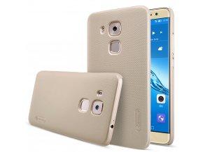 Plastový Nillkin kryt (obal) pre Huawei Nova Plus - gold (zlatý)
