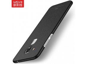 Plastový kryt (obal) pre Huawei Nova Plus - black (čierny)