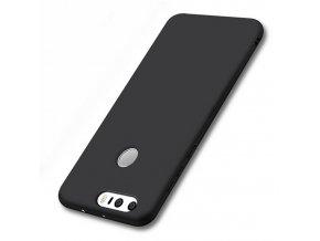 Silikónový kryt (obal) pre Huawei Ascend P9 Plus - black (čierny)