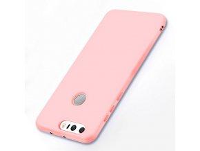 Silikónový kryt (obal) pre Huawei Ascend P9 Plus - pink (ružový)