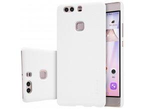 Plastový Nillkin kryt (obal) pre Huawei Ascend P9 Plus - white (biely)