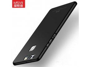 Plastový kryt (obal) pre Huawei Ascend P9 Plus - black (čierny)