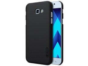 Nillkin plastový kryt (obal) pre Samsung Galaxy A3 2017 - black (čierny)