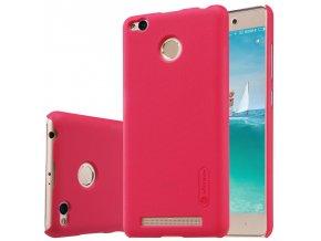 Nillkin plastový kryt (obal) pre Xiaomi Redmi 3Pro/3S - red (červený)