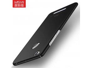 Plastový kryt (obal) pre Xiaomi Redmi 3Pro/3S - black (čierny)