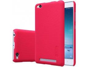 Nillkin plastový kryt (obal) pre Xiaomi Redmi 3 - red (červený)