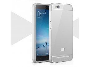 Hliníkový kryt (obal) pre Xiaomi Redmi 3 - silver (strieborný)