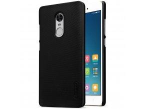 Nillkin plastový kryt (obal) pre Xiaomi Redmi Note 4 - black (čierny)