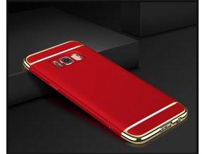 Platový kryt (obal) pre Samsung Galaxy S8 - red (červený)