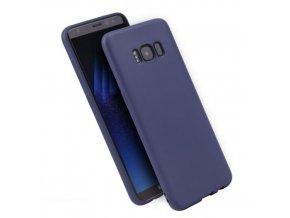 Silikónový kryt (obal) pre Samsung Galaxy S8 - blue (modrý)
